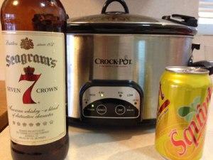 Drinkin' & Crockin' on NYE